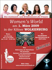 Bild von Womans World am 1. März 2009
