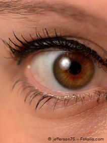 Bild von Augengrippe – aggressiv und langwierig