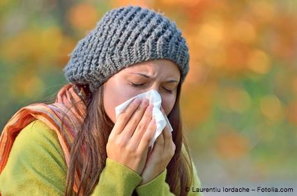 Bild von Pollenallergie – Auch im Herbst ein Thema