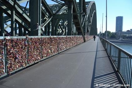 Bild von Die Hohenzollernbrücke – mehr als nur eine Rheinüberquerung