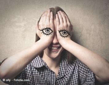 """Bild von So helfen sich die Sinne – Wie Blinde """"sehen"""" können"""
