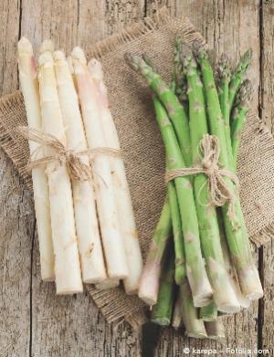 Bild von Spargel - das Topmodel der Gemüse