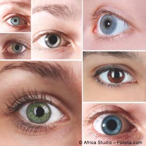 Bild von Augenform und Augenfarbe – Alles hat seinen Grund