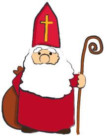 Bild von Der Nikolaus ist kein  Weihnachtsmann