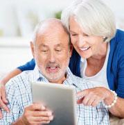 Bild von Dauerhafte Abhilfe bei Alterssichtigkeit