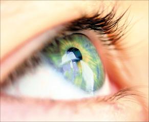 Bild von Trockene Augen – Ursache Heizungsluft