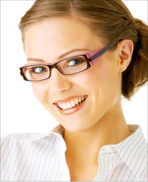 Bild von Schminktipps für Brillenträgerinnen