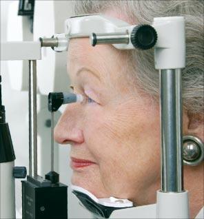Bild von Glaukomvorsorge nicht vergessen!