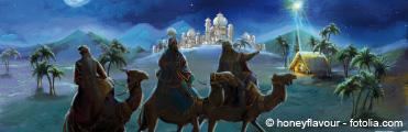 Bild von Die Heiligen Drei Könige –  Vom Morgenland nach Köln