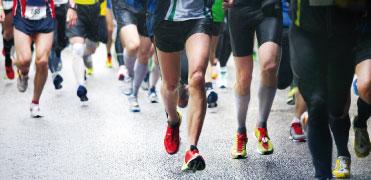 Bild von Der Köln Marathon