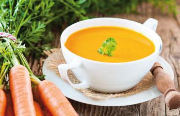 Bild von Lecker essen mit viel Vitamin A – das schärft den Blick und schmeckt