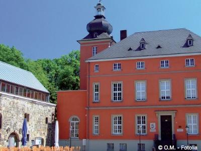Bild von Die Burg Wissem - Spaß für Literaturfreunde bei Wasserratten