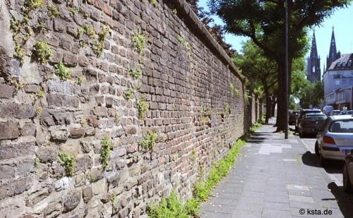 Bild von Kölns alte Grenzen – ein Spaziergang an der römischen Stadtmauer