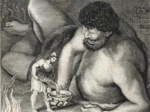 Bild von Zyklopen – Die Sage der einäugigen Riesen