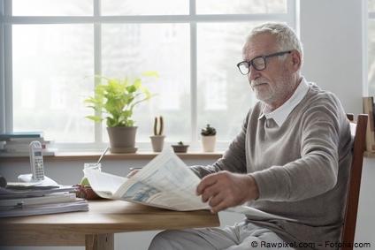 Bild von Augenpflege und Sichterhalt im Alter - Das können Sie selber tun