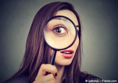 Bild von Augen extrem - Kuriose Fakten rund um das Sehen