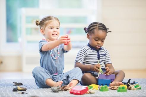 Bild von Sehen und Verstehen – Kinder lernen mit den Augen