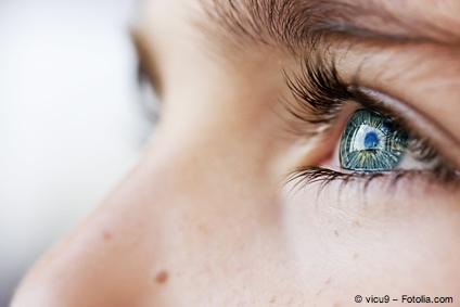 Bild von Wimpern – Schutz und Schmuck für Ihre Augen
