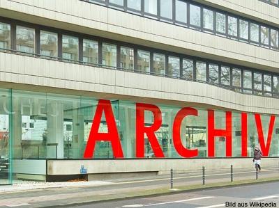 Bild von Sehenswert: das Historische Archiv der Stadt Köln