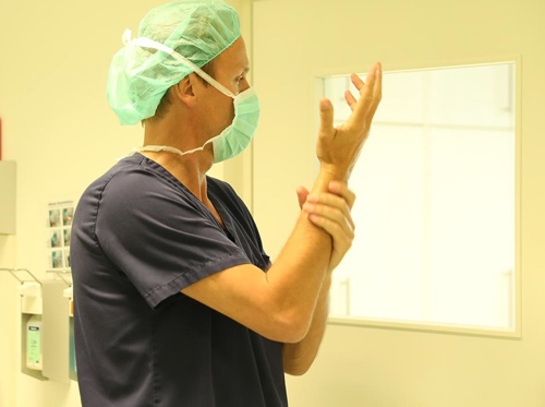 Bild von Zum Corona-Infektionsschutz – Terminierung und Durchführung chirurgischer Eingriffe