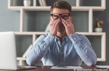 Bild von Trockene Augen – Symptom oder Krankheit