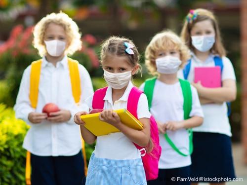 Bild von Aus den Augen, aus dem Sinn? – Infektionsschutz mit und für Kinder