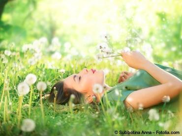 Bild von Pollenallergie – Hilfe bei gereizten Augen