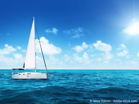 Bild von Ab ans Meer – Warum ist es noch mal blau?