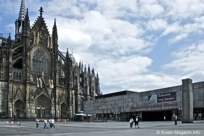 Bild von Sehenswert: Das Römisch-Germanische Museum – Geschichte vor der Tür