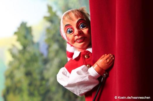 Bild von Hännes in Holz – Puppenspiel für Groß und Klein