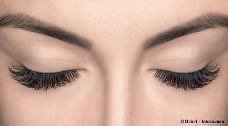 Bild von Zucken, blinzeln, schützen – das Augenlid