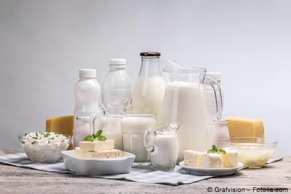Bild von Die Milch macht´s – Lebensmittelunverträglichkeiten und Allergien