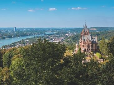 Bild von Sehenswert: Auf Siegfrieds Pfaden – Der Drachenfels