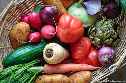 Bild von Augenschmaus! Nahrungsmittel und Vitamine für gutes Sehen