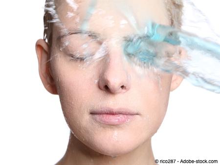 Bild von Die tägliche Augenreinigung – Hygiene und Pflege