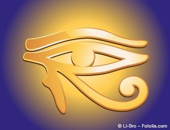 Bild von Das Horusauge – Symbol des Lichts