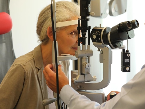 Bild von Augengesundheit und Vorsorge – das sollten Sie beachten