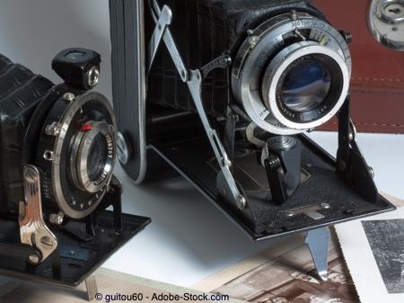 Bild von Foto und Film – Die Erfindung des Lichtbildes