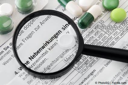 Bild von Medikamente richtig einnehmen – Der Beipackzettel ist wichtig