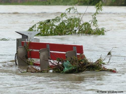 Bild von Zur Flutkatastrophe in Westdeutschland