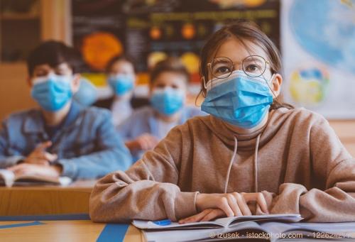 Bild von Gut sehen zum Schulstart – besonders wichtig nach dem Homeschooling