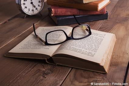 Bild von Altes zur Brille – Die Geschichte einer Sehhilfe