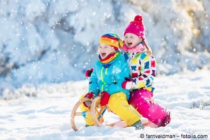 Bild von Mit Kindern in den Skiurlaub – Spaß für alle
