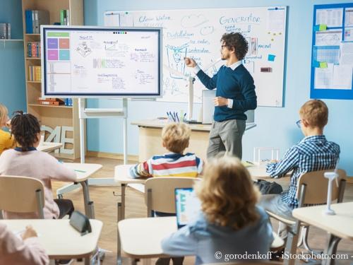 Bild von Gut sehen in der Schule – besonders wichtig nach dem Homeschooling